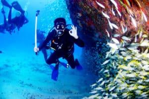 Atlantis Oia - Scuba Diving in Santorini
